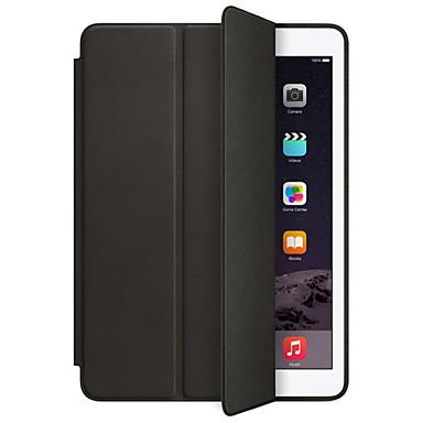 Pouzdro Uyumluluk Apple iPad Mini 4 iPad Mini 3/2/1 iPad 4/3/2 iPad Air 2 iPad Air Satandlı Oto Uyu / Uyan Flip Origami Tam Kaplama Kılıf