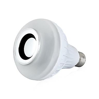 Bluetooth musiikki johtanut lamppu valaisimet bluetooth puhujia lamppu yhdeksän sukupolven