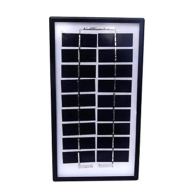 يوكسد مب-003wp البطارية الشمسية شاحن البطارية للخارجية 3w