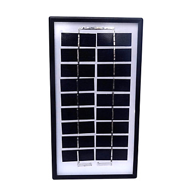 ywxd mp-003wp aurinkopaneeli akkulaturi ulkokäyttöön 3W