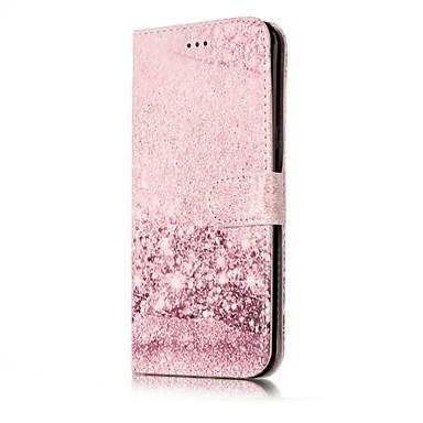 Kılıf Na Samsung Galaxy S8 S7 edge Etui na karty Portfel Z podpórką Flip Wzór Magnetyczne Futerał Marmur Twarde Sztuczna skóra na S8 S7