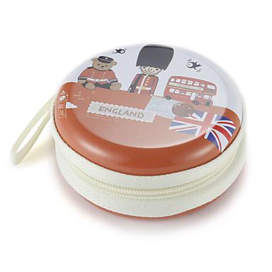 Fidget χέρι κλώστη δάχτυλο τσάντα βρετανικό άνεμος μέταλλο ακουστικό γενική περίπτωση
