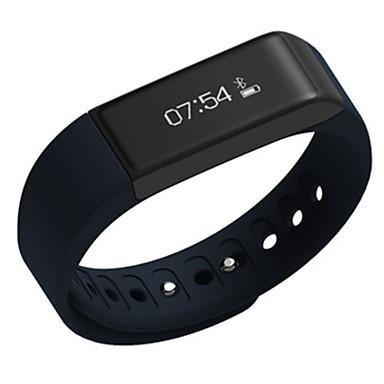 i5plus Inteligentna bransoletka Android Krokomierze Zdrowie Wielofunkcyjne Czujnik pracy serca