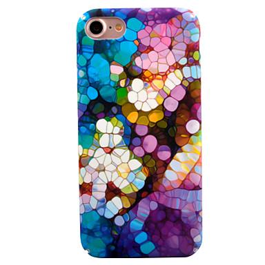 Kılıf Na Apple iPhone 8 iPhone 8 Plus Wzór Czarne etui Geometryczny wzór Twarde PC na iPhone 8 Plus iPhone 8 iPhone 7 Plus iPhone 7