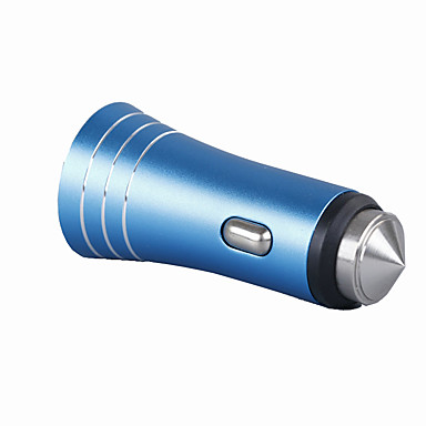Φορτιστής Αυτοκινήτου Φορτιστής USB τηλεφώνου Παγκόσμιο Γρήγορη φόρτιση 2 θύρες USB 3.4α DC 12V-24V Για iPad Για κινητό τηλέφωνο Για