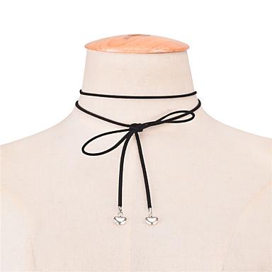 Kadın Bowknot Shape Sallantılı Stil Aşk Çift katman Moda Ayarlanabilir Çok güzel Euramerican minimalist tarzı sevimli Stil Avrupa