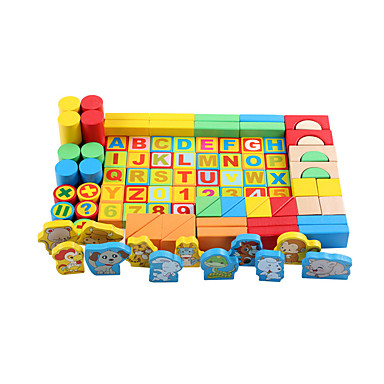 Lego Jucarii pentru matematica Jucării Educaționale Jucarii Castel Lemn de Copil Pentru copii Băieți Fete 148 Bucăți