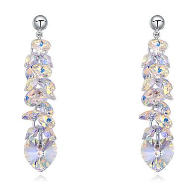 Damskie Kryształ Unikalny Postarzane euroamerykańskiej Biżuteria Na Ślub Impreza Urodziny
