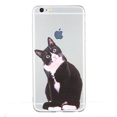 carcasa gato iphone 6 plus
