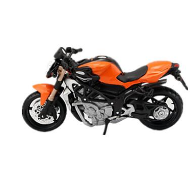 Samochodziki do zabawy Zabawki Motor Wyścigówka Zabawki Symulacja Wieża Powóz Motocykl Konik Metal Sztuk Prezent