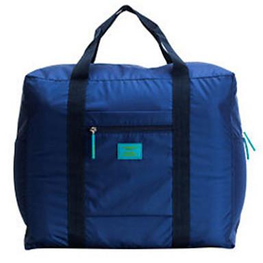 منظم أغراض السفر المحمول قابلة للطى تخزين السفر إلى ملابس نايلون / السفر