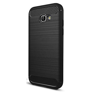 Maska Pentru Samsung Galaxy A5(2017) A3(2017) Other Carcasă Spate Culoare solidă Moale TPU pentru A3 (2017) A5 (2017) A7 (2017)