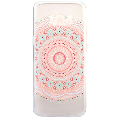 tok Για Samsung Galaxy S8 Plus S8 Διαφανής Με σχέδια Πίσω Κάλυμμα Μάνταλα Μαλακή TPU για S8 S8 Plus