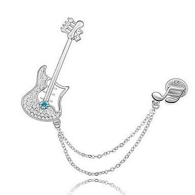 Damskie Broszki Biżuteria Spersonalizowane Unikalny euroamerykańskiej Kryształ Stop Inne Biżuteria Na Impreza Codzienny Casual