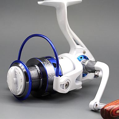 Fishing Reels بكرة دوارة 5.2:1 12 الكرة كراسى أيمن الصيد العام-GF3000