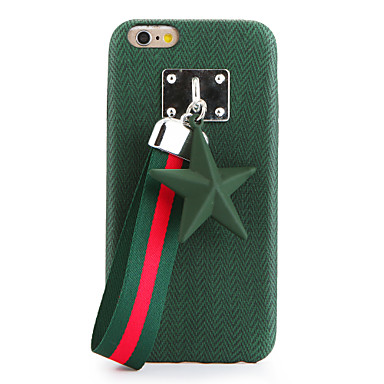 Na DIY Kılıf Etui na tył Kılıf Jeden kolor Miękkie Włókna na Apple iPhone 7 Plus iPhone 7 iPhone 6s Plus/6 Plus iPhone 6s/6