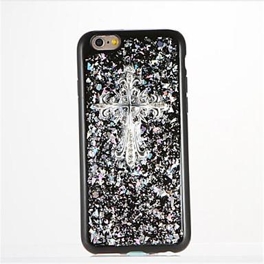 Για Φτιάξτο Μόνος Σου tok Πίσω Κάλυμμα tok Λάμψη γκλίτερ Μαλακή TPU για AppleiPhone 7 Plus iPhone 7 iPhone 6s Plus iPhone 6 Plus iPhone