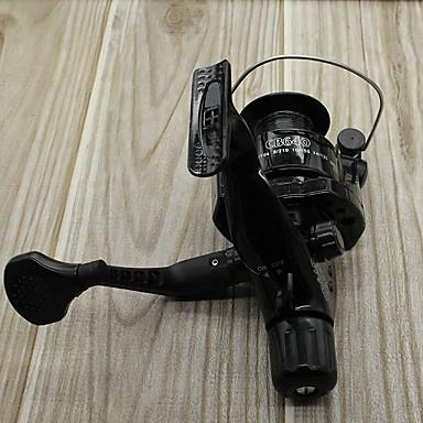 Fishing Reels بكرة دوارة 5.2:1 3 الكرة كراسى أيمن الصيد العام-CB4000