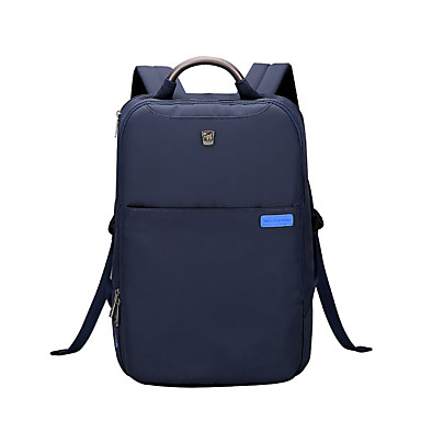 OIWAS كمبيوتر محمول على ظهره حقيبة مدرسية سفر الأعمال على ترحيل 15.6inch Daypack حقيبة