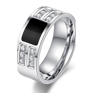 00a9bac5d1e5f للرجال خاتم دائرة معدني Round Shape مجوهرات من أجل يوميا 5678208 ...