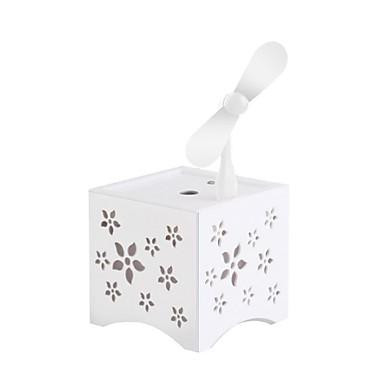 mini ventilator usb umidificator de aer de birou aromoterapie purifica uz casnic lumina de noapte mici mici umidificator atomizare