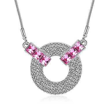Pentru femei Toroane Coliere Bijuterii Bijuterii Cristal Aliaj Design Unic Modă Euramerican Bijuterii Pentru Petrecere Alte Ceremonie