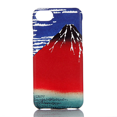 Na Ultra cienkie Wzór Kılıf Etui na tył Kılıf Krajobraz Twarde PC na AppleiPhone 7 Plus iPhone 7 iPhone 6s Plus iPhone 6 Plus iPhone 6s