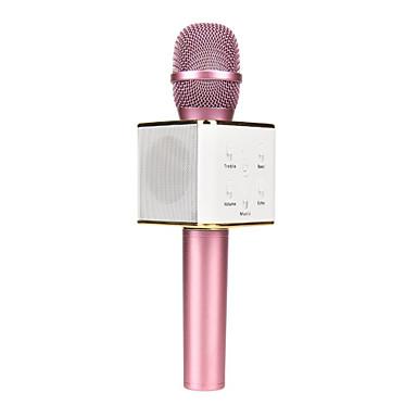 q7 taikuutta karaoke mikrofoni ktv-soitin bluetooth mikrofoni äänitys musiikki iphone android