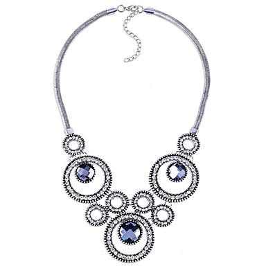 Damskie Pasemka Naszyjniki minimalistyczny styl Osobiste euroamerykańskiej Biżuteria Na Ślub Impreza 1szt