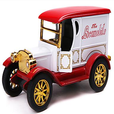 لعبة سيارات سيارة طراز سيارة كلاسيكية ألعاب محاكاة ألعاب معدن سبيكة معدن قطع غير محدد الأطفال صبيان هدية