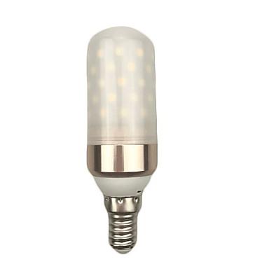 6W 300 lm E14 Becuri LED Corn T 60 led-uri SMD 2835 Culoare sursă duală de lumină AC85-265 AC 85-265V