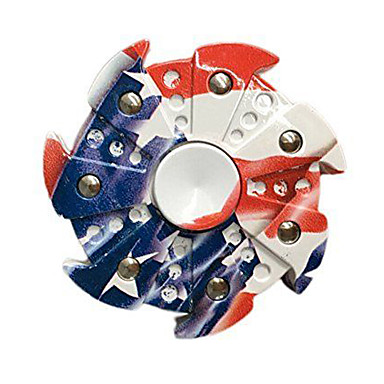 Fidget spinners Hand Spinner Speeltjes Relieves ADD, ADHD, Angst, Autisme Kantoor Bureau Speelgoed Focus Toy Stress en angst Relief voor