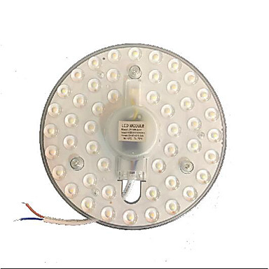 24w двойной источник света цветной светодиодный потолочный светильник