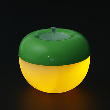 ضوء ليلي الصمام ليلة الخفيفة تخفيت حجم مصغر قياس صغير لون التغير أبيض دافئ أبيض بارد بلاستيك