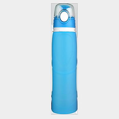 Υπαίθριο Ποτήρια Σιλικόνη Νερό Μπουκάλια Νερού