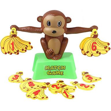 Παιχνίδια Μαθηματικά παιχνίδια Εκπαιδευτικό παιχνίδι Παιχνίδια Φιλικό προς το περιβάλλον Μπανάνα Πίθηκος Κλασσικό Κομμάτια Γιούνισεξ Δώρο
