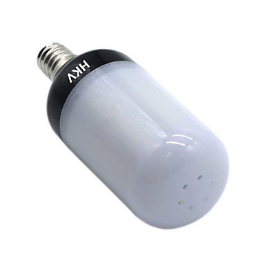 8W E14 E26/E27 LED Mısır Işıklar 81 led SMD 5736 Sıcak Beyaz Serin Beyaz 700-800lm 2800-3200/6000-6500K AC 220-240V