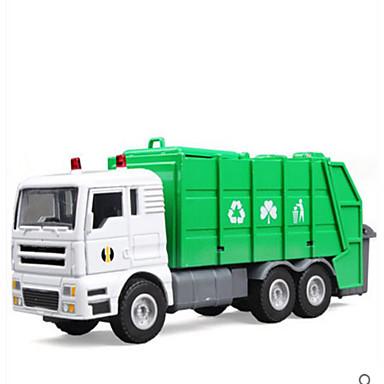 Samochodziki do zabawy Zabawki Koparka Zabawki Kwadrat Metal Plastikowy Sztuk Prezent