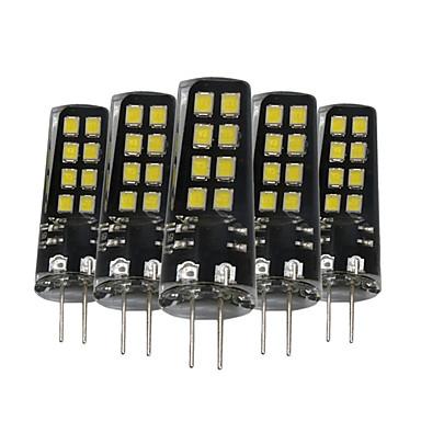 3W G4 2-pins LED-lampen 16 SMD 2835 200-300 lm Warm wit Natuurlijk wit Wit 2800-3200/4000-4500/6000-6500 K Decoratief V
