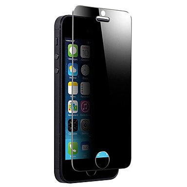 Ecran protector Apple pentru iPhone 7 Plus Sticlă securizată 1 piesă Ecran Protecție Față Siguranță Anti-Spy Anti-Glare Anti- Amprente