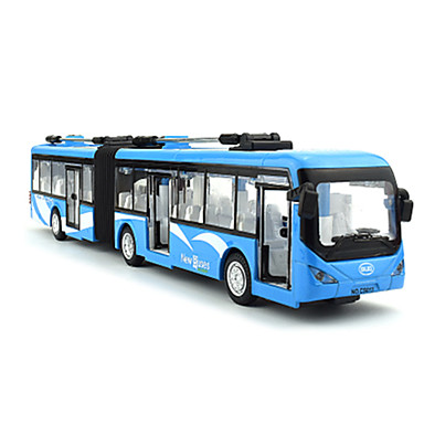 Παιχνίδια Όχημα κατασκευών Παιχνίδια Λεωφορείο Πλαστική ύλη Κομμάτια Γιούνισεξ Δώρο