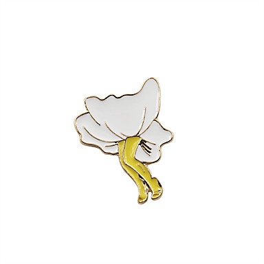 Damskie Broszki Biżuteria Spersonalizowane Modny Słodkie Style euroamerykańskiej Emalia Stop Nieregularny Biżuteria Na Ślub Impreza