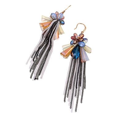 Σκουλαρίκια Σετ Κρυστάλλινο Εξατομικευόμενο Euramerican Κράμα Ουράνιο Τόξο Κοσμήματα Για Γάμου Πάρτι 1 ζευγάρι