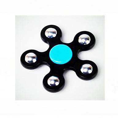 Fidget Spinners Przędzarka ręczna Zabawki Pięć Spinner Wysoka prędkość Stres i niepokój Relief Zabawki biurkowe Zwalnia ADD, ADHD,