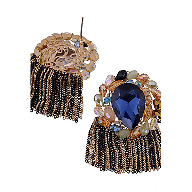 Pentru femei Cristal Personalizat Modă Euramerican Aliaj Bijuterii Pentru Nuntă Petrecere Zi de Naștere