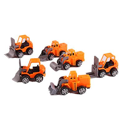 Leikkiauto Taaksepäin vedettävät ajoneuvot Leluautot Rakennusajoneuvo Simulointi Lelut Unisex Lahja
