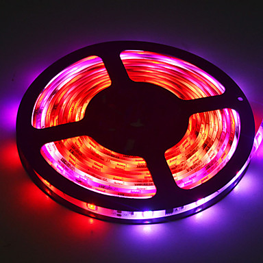 JIAWEN 150 LED'ler RGB Kesilebilir Su Geçirmez Araçlar İçin Uygun Renk Değiştiren AC 100-240V V