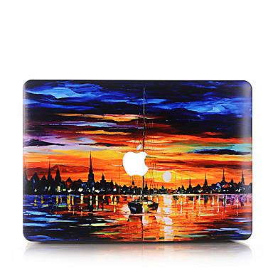 MacBook صندوق إلى Macbook صورة زيتية البولي مادة
