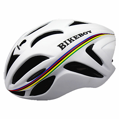Ανδρικά Γιούνισεξ Ποδήλατο Κράνος 18 Αεραγωγοί Ποδηλασία Ποδηλασία Βουνού Ποδηλασία Μ: 55-58CM L: 58-61CM
