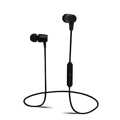 Draadloze oortelefoon bluetooth headset met microfoon in hoofdtelefoons diepe bas sound oordopjes